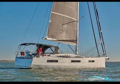 Sailing boat Jeanneau 60 Yacht