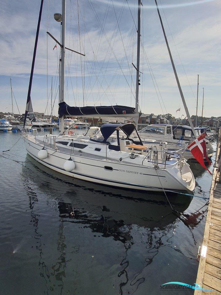 Jeanneau Sun Odyssey 40 - Solgt / Sold / Verkauft - Lign. Søges