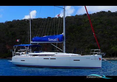 Sailing boat Jeanneau Sun Odyssey 419