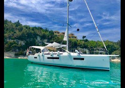 Sailing boat Jeanneau Sun Odyssey 440