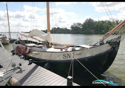 Sailing boat Lemmeraak Visserman Lemsteraak