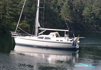 Sailing boat Nordship 40 DS