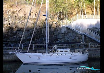 Sailing boat Overseas 394 Special