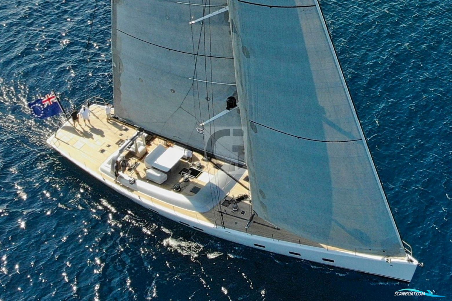 Pendennis Wally 106
