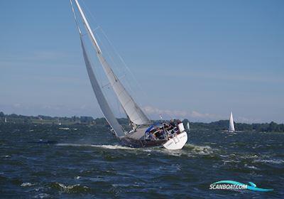 Sailing boat Scalar 34