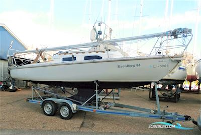 Sailing boat Shark 24