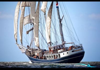 Sailing boat Three Mast Bark Three Mast Bark