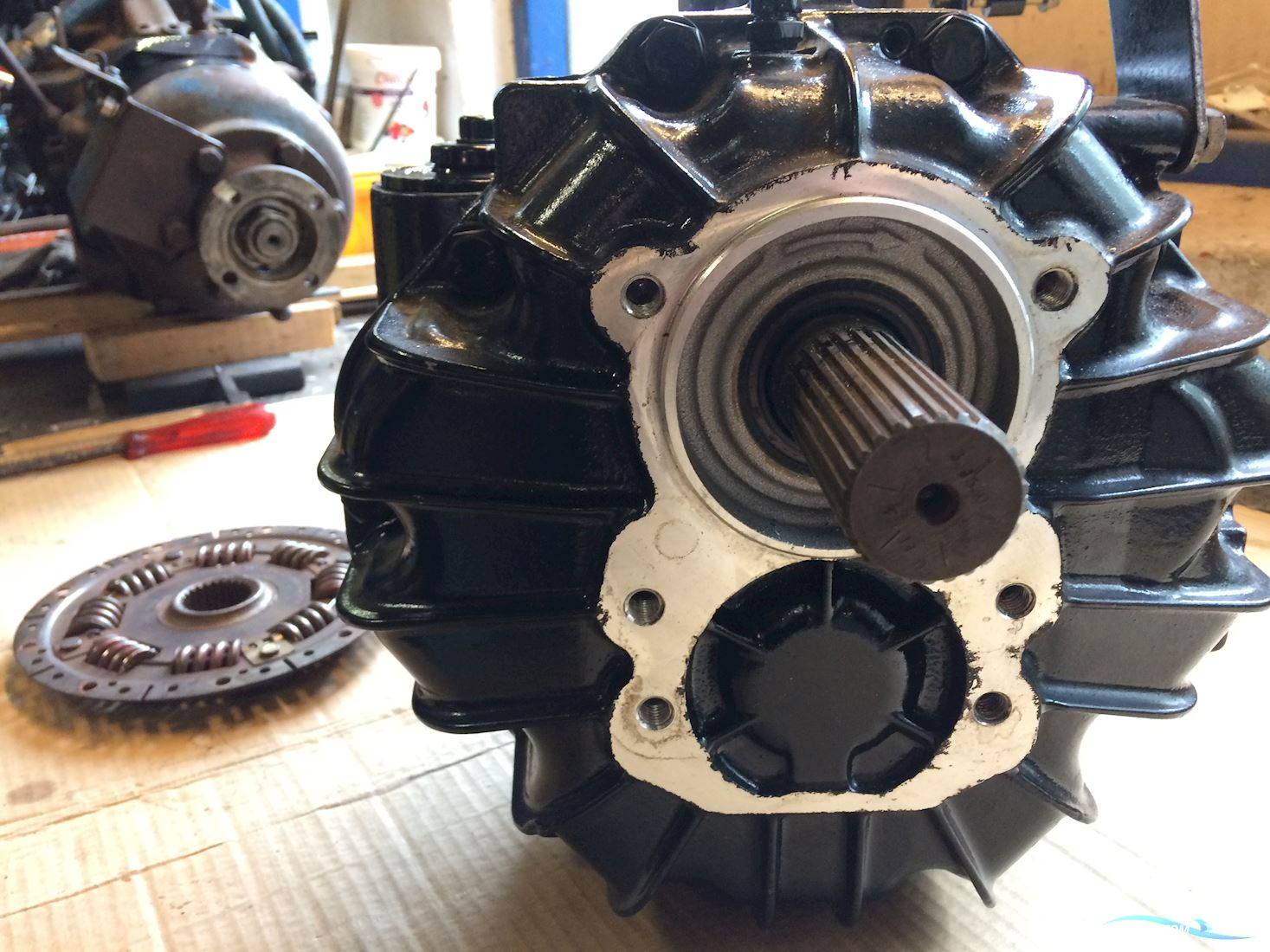 ZF Hurth Marine Gear