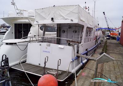 28 Meter Yacht / Husbåd / House Boat