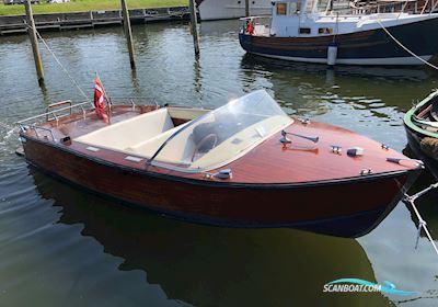 Maghoni Speedbåd