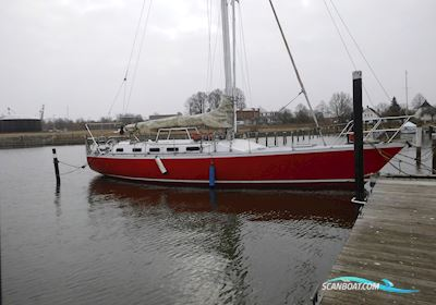 54 ft One Off Aluminium Yacht, Werftbau