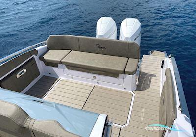 Ranieri Next 285 LX m. 2X F200 HK