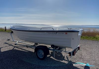 Fjordjollen 470 Fisk M. Yamaha F15