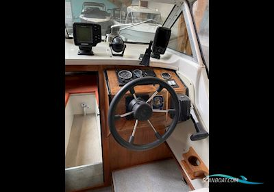 Skagerak 21 m/ Volvo Penta & trailer