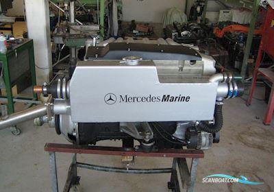 Mercedes Marine OM 606