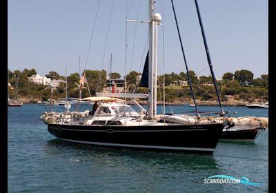 Segelbåt  Moody 54