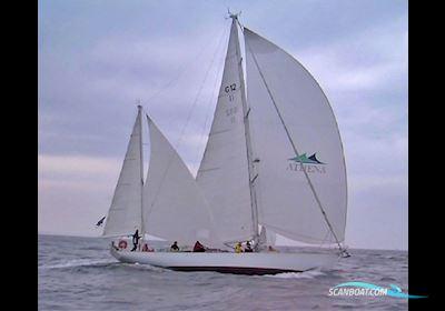 Segelbåt 12 KR-Yawl