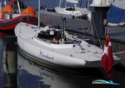 Segelbåt Drage Petticrow