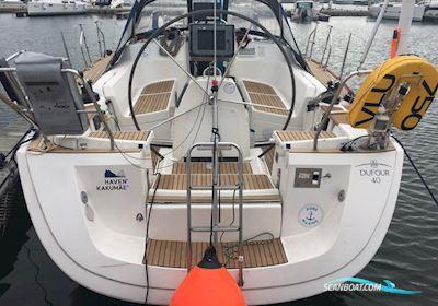 Segelbåt Dufour 40 Performance