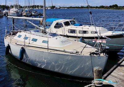 Segelbåt Grinde