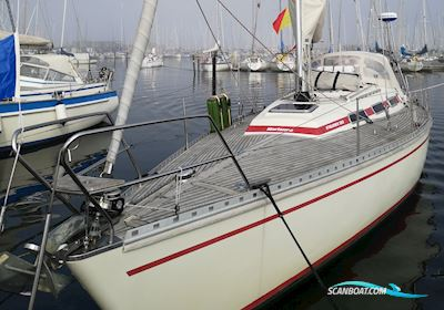 Segelboot Faurby 393