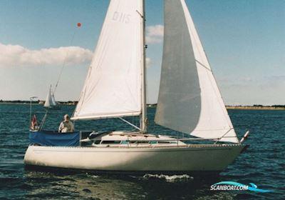 Segelboot L 29 Colina m/Nyere Motor