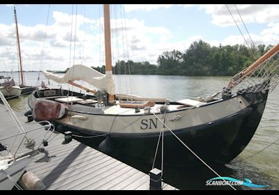 Segelboot Lemmeraak Visserman Lemsteraak