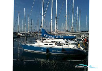 Segelboot Matcher 37 - Super / Top Offer