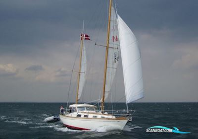Segelboot Najad 34 AK Ketch - Unik Flot og Opdateret Stand / A1 Conditon