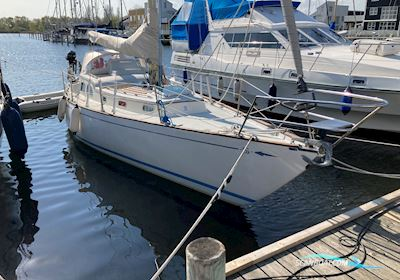 Segelboot Sparkman And Stephens