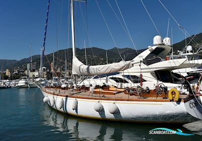 Sejlbåd Sangermani