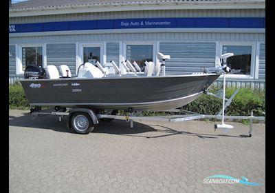 Småbåt Smartliner aluminium 450 BASS