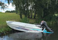 Speedbåd Quintrex 370 Explorer