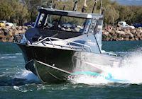 Speedbåd Quintrex 650 Trident