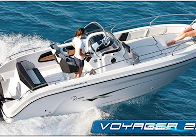 Sportbåt Ranieri Voyager 21S